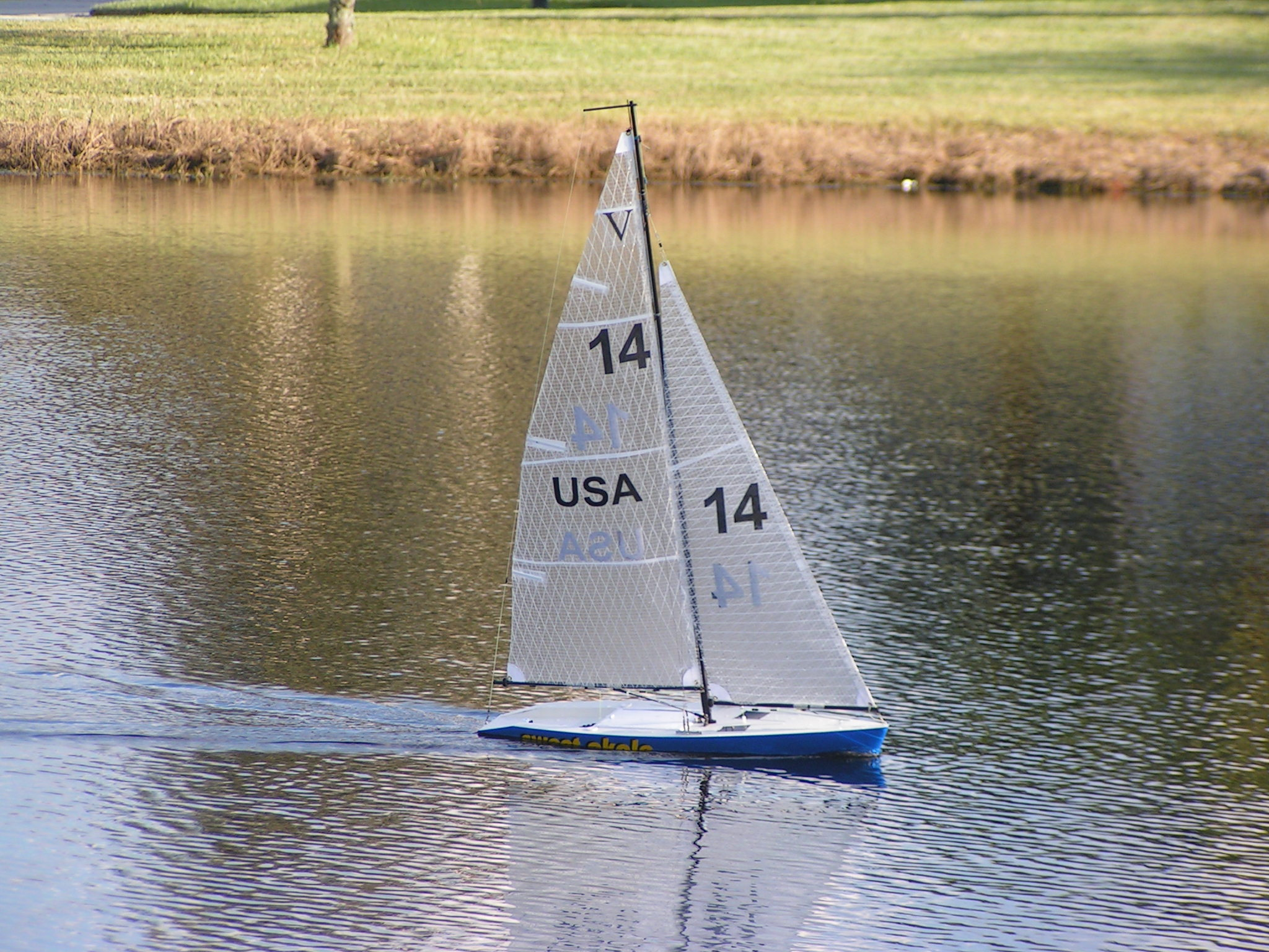 RC Soling Sailboats for Sale http://sundaysloopers.com/?page_id=160